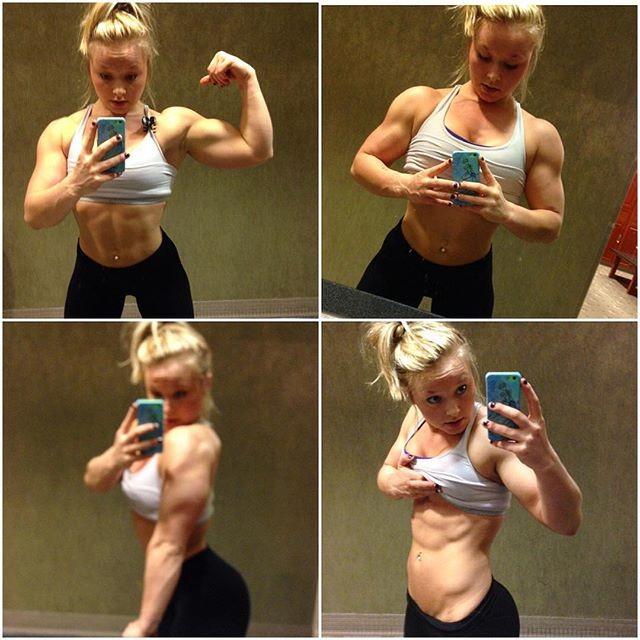 Fitness Models Ashley Lockaby Instagram photos 2