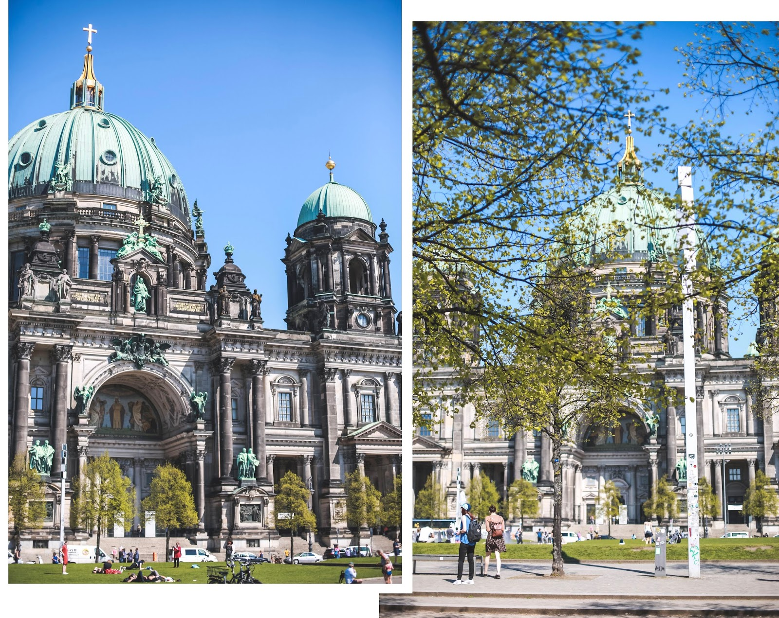 monuments célèbres berlin