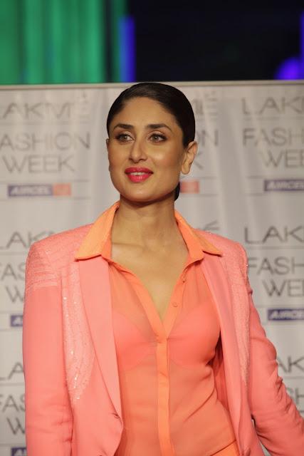 Kareena Kapoor cute in shirt