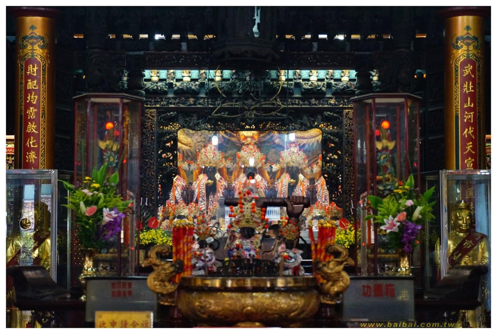 廟宇之旅-行!來去拜拜: 臺中廣天宮