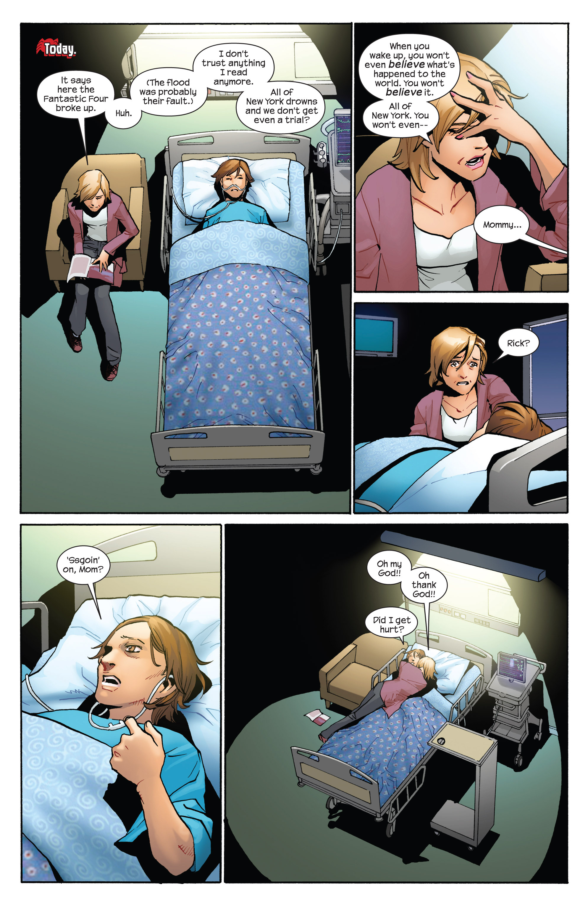 Read online Ultimate Spider-Man (2009) comic -  Issue #7 - 6