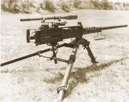 Ametralladora M2