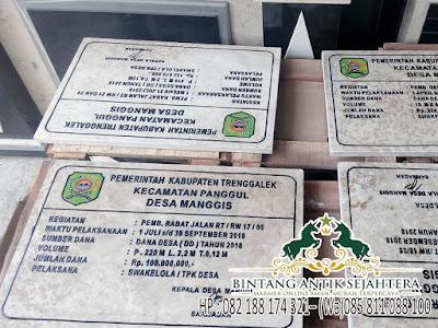 Bahan Batu Prasasti, Harga Batu Marmer Untuk Prasasti, Prasasti Marmer Surabaya