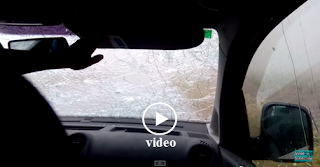 deadly hail storms, video hd
