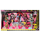 Monster High Clawdeen Wolf Gloom Beach Doll