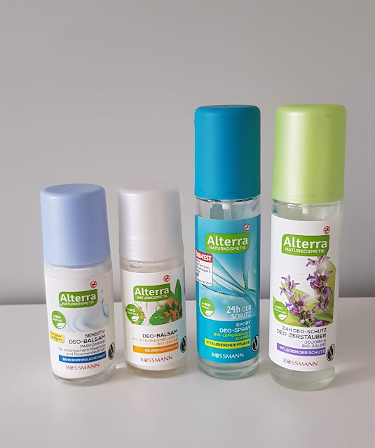 Alterra dezodorant w sprayu jojoba i szałwia bio