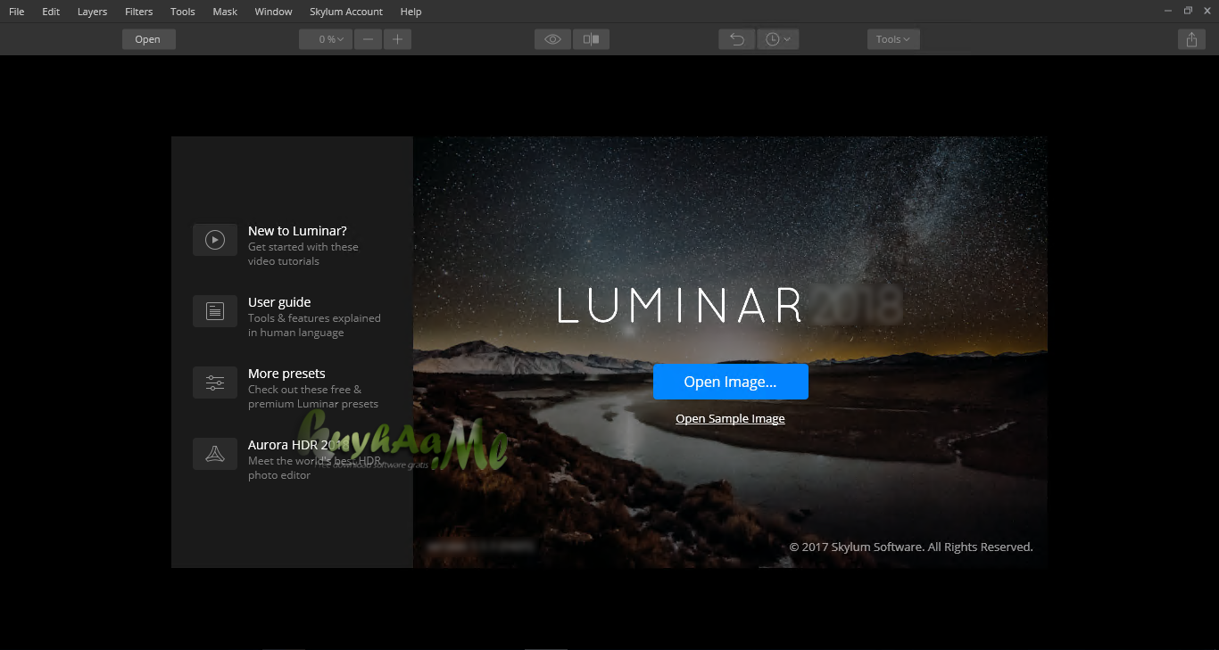 Luminar full version