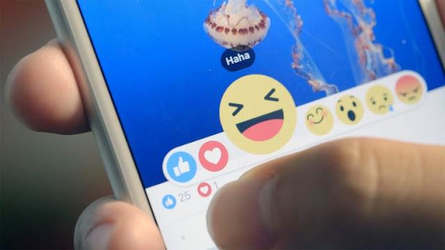 بلجيكا تحذر مواطنيها من النقر على ردود الفعل في فيس بوك