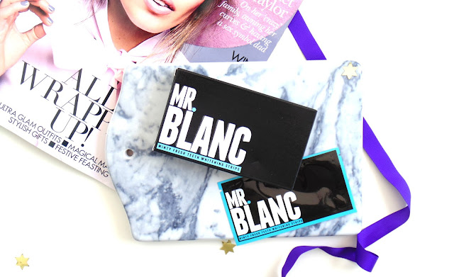 Initial Impressions: Mr Blanc Teeth Whitening Strips