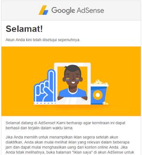 Rahasia sebelum mengajukan permohonan google adsense