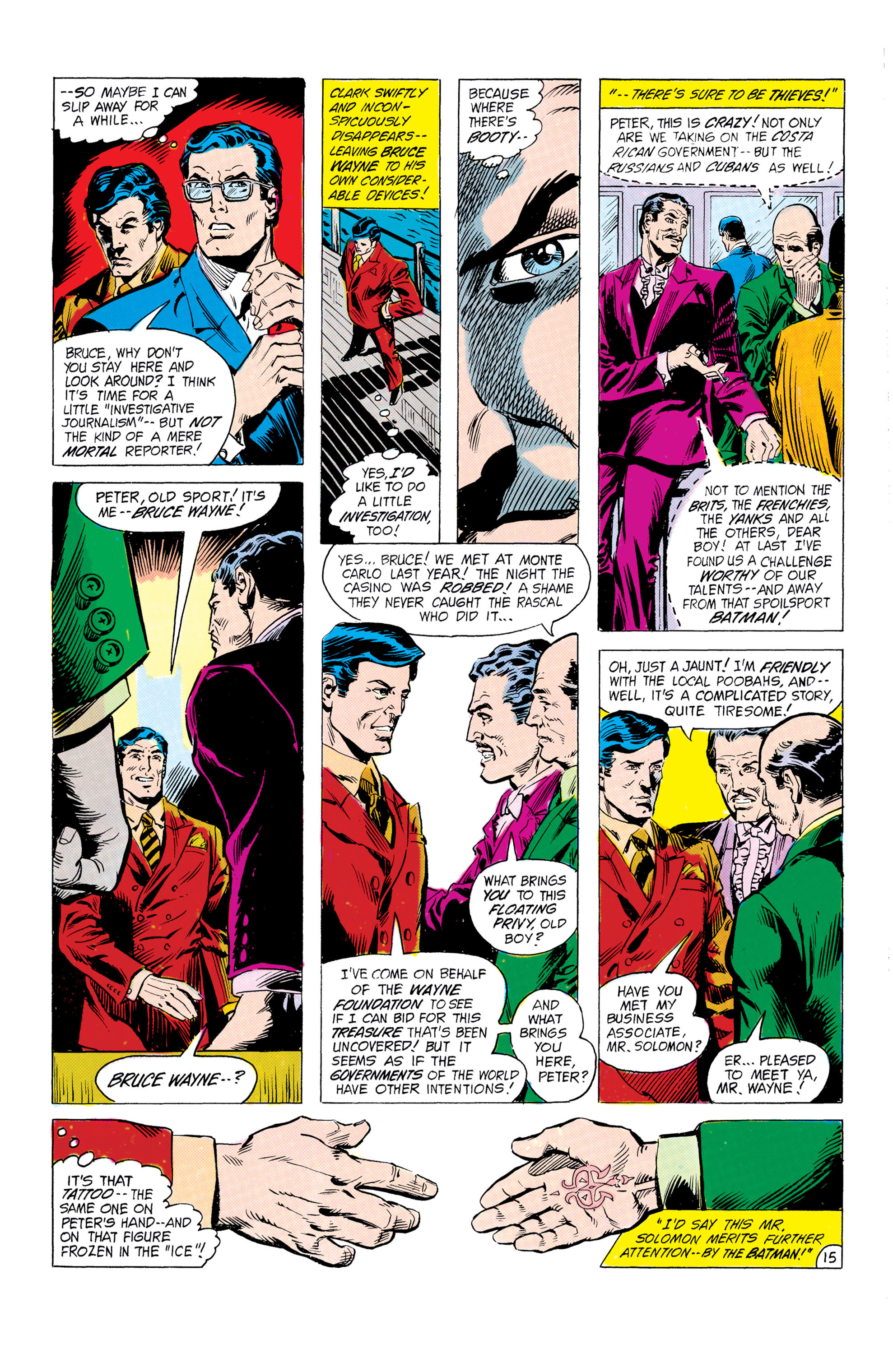 Read online World's Finest Comics comic -  Issue #304 - 16