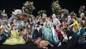 Handel Saul - Glydebourne on Tour