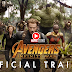 1# Trailer: Avengers: Infinity War Official Trailer Marvel Studios film released on 4 May, 2018