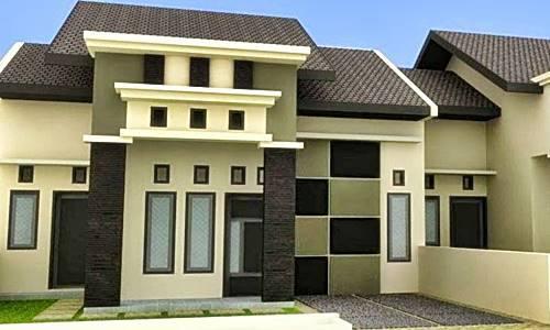Rumah Unik Modern Terbaru