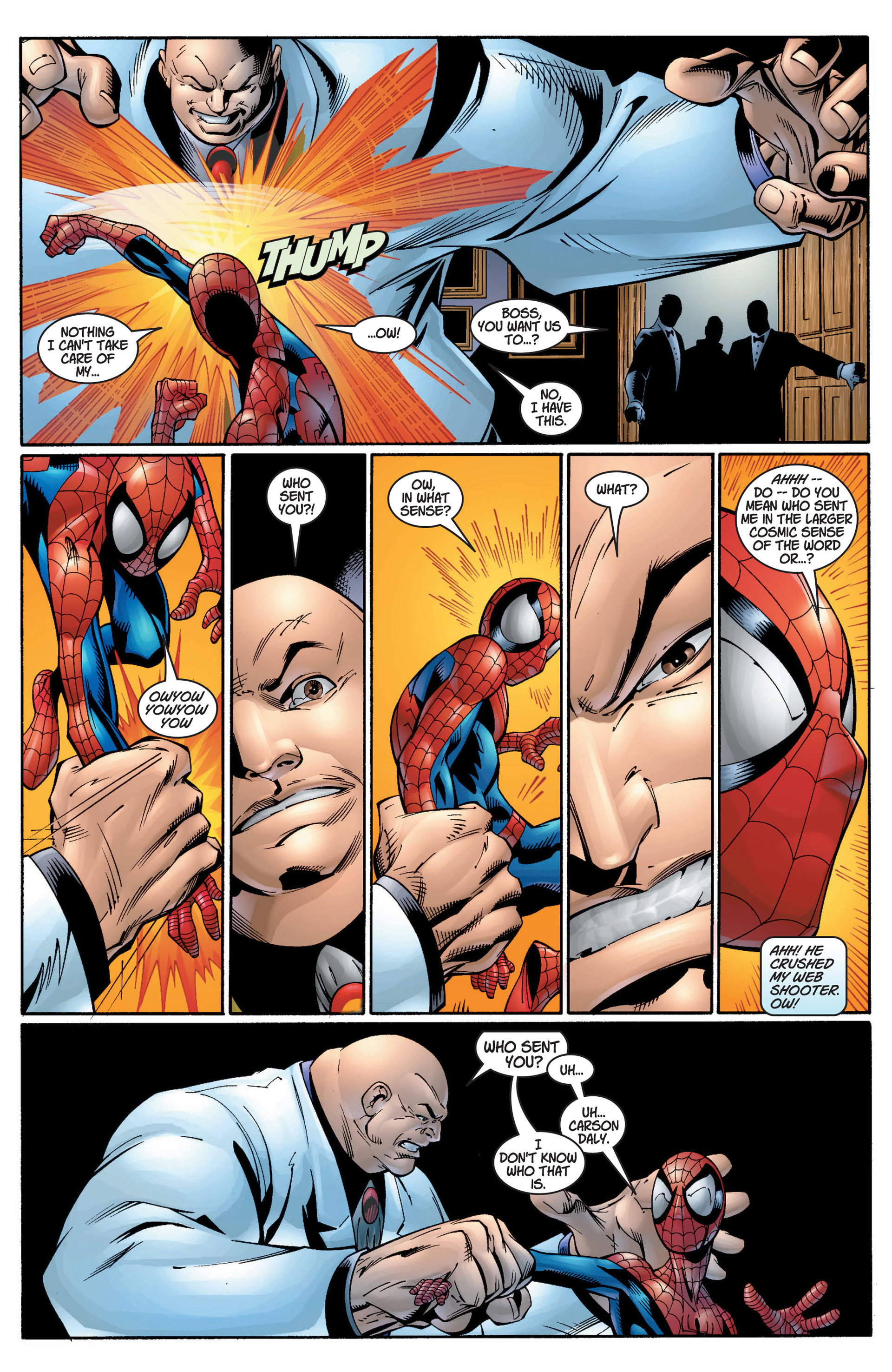Read online Ultimate Spider-Man (2000) comic -  Issue #10 - 3