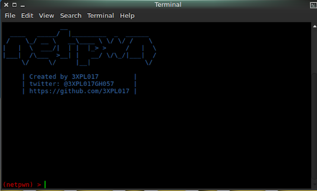 Netpwn - Tool Made To Automate Tasks Of Pentesting