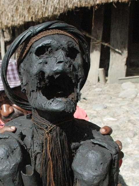 mumi paling mengerikan dan menakutkan di dunia