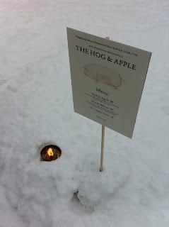 the_hog_and_apple_ravintolapaiva