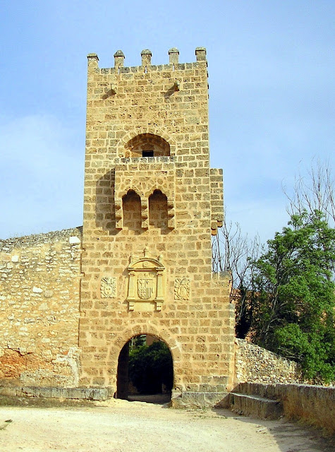 Nuévalos (Zaragoza).