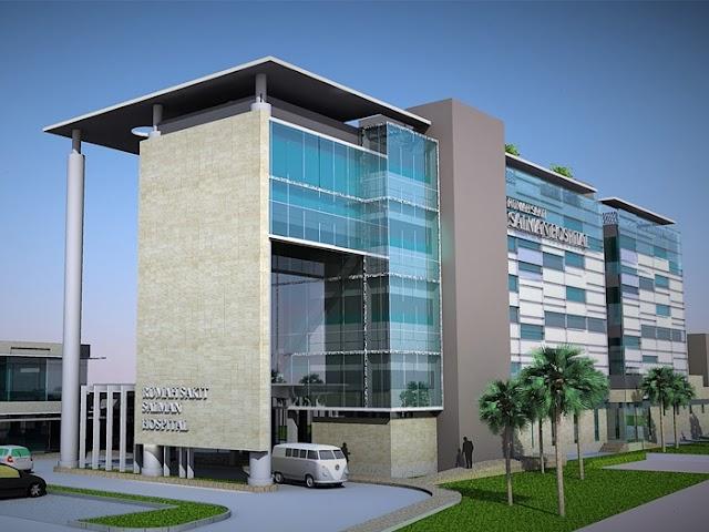 Yayasan Salman ITB Bangun Masjid dan Rumah Sakit Salman Hospital di Soreang