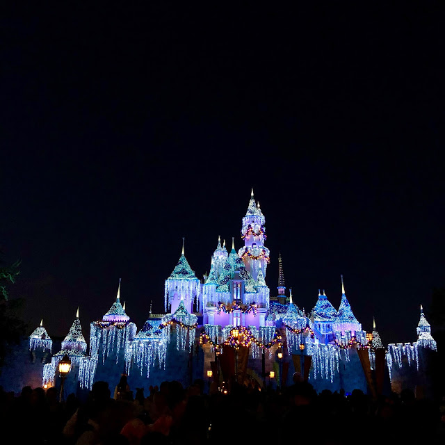 Disneyland Holidays, Christmas, holiday season, Disneyland, top Disneyland holiday ideas, Sleeping Beauty Castle