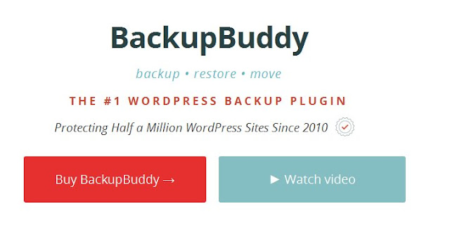 3 Killer WordPress Backup Plugins