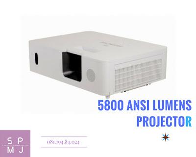 Sewa Layar Lebar / Giant Screen | Rental / Persewaan / Penyewaan Lcd Projector Infocus 5800 lumens Sewa Proyektor Murah Yogyakarta