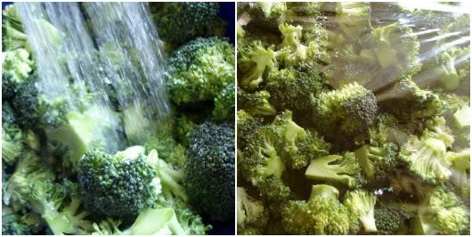 cook broccoli florets