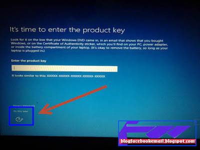install laptop baru  dengan windows 10