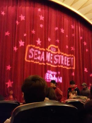 Sesame Street Attraction at Universal Studios Japan Osaka