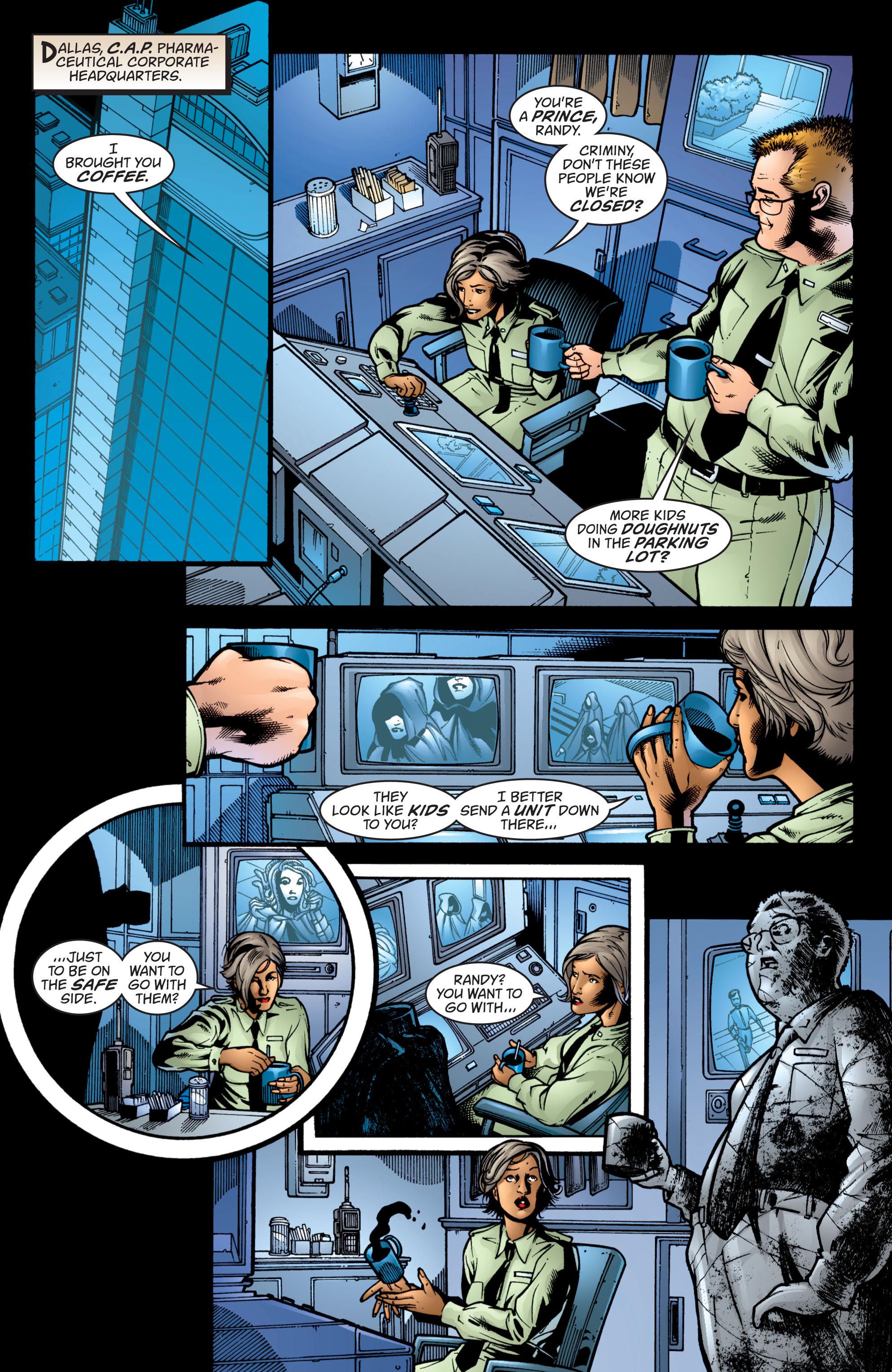 Read online Wonder Woman (1987) comic -  Issue #207 - 2