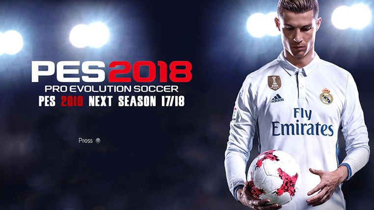 PES 2010 Next Season Patch 2017/2018 + Update