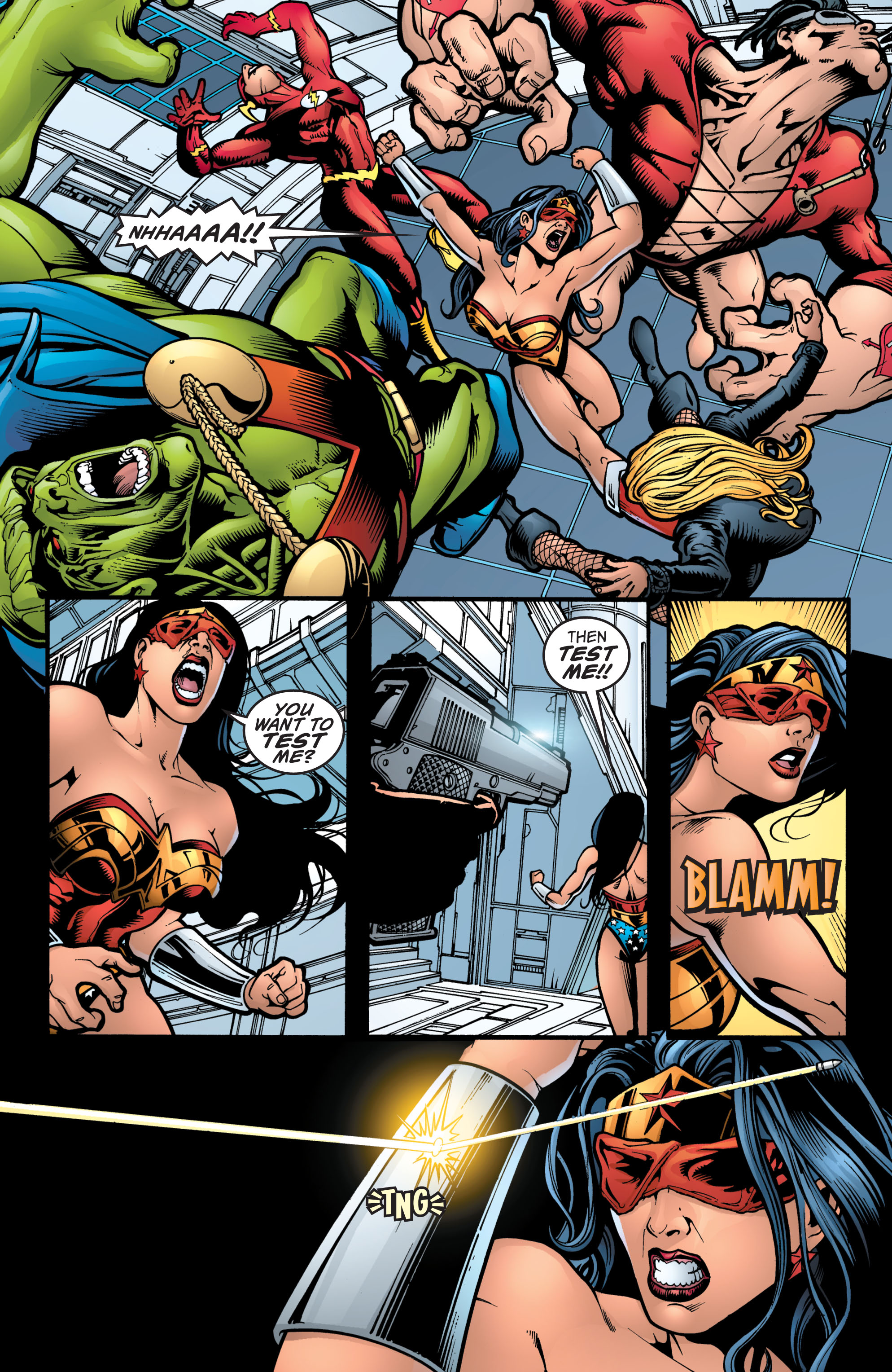 Read online Wonder Woman (1987) comic -  Issue #212 - 8