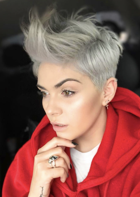 short hairstyles 2019 - pixie haircuts
