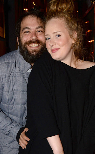 Adele is Officially Married to Simon Konecki