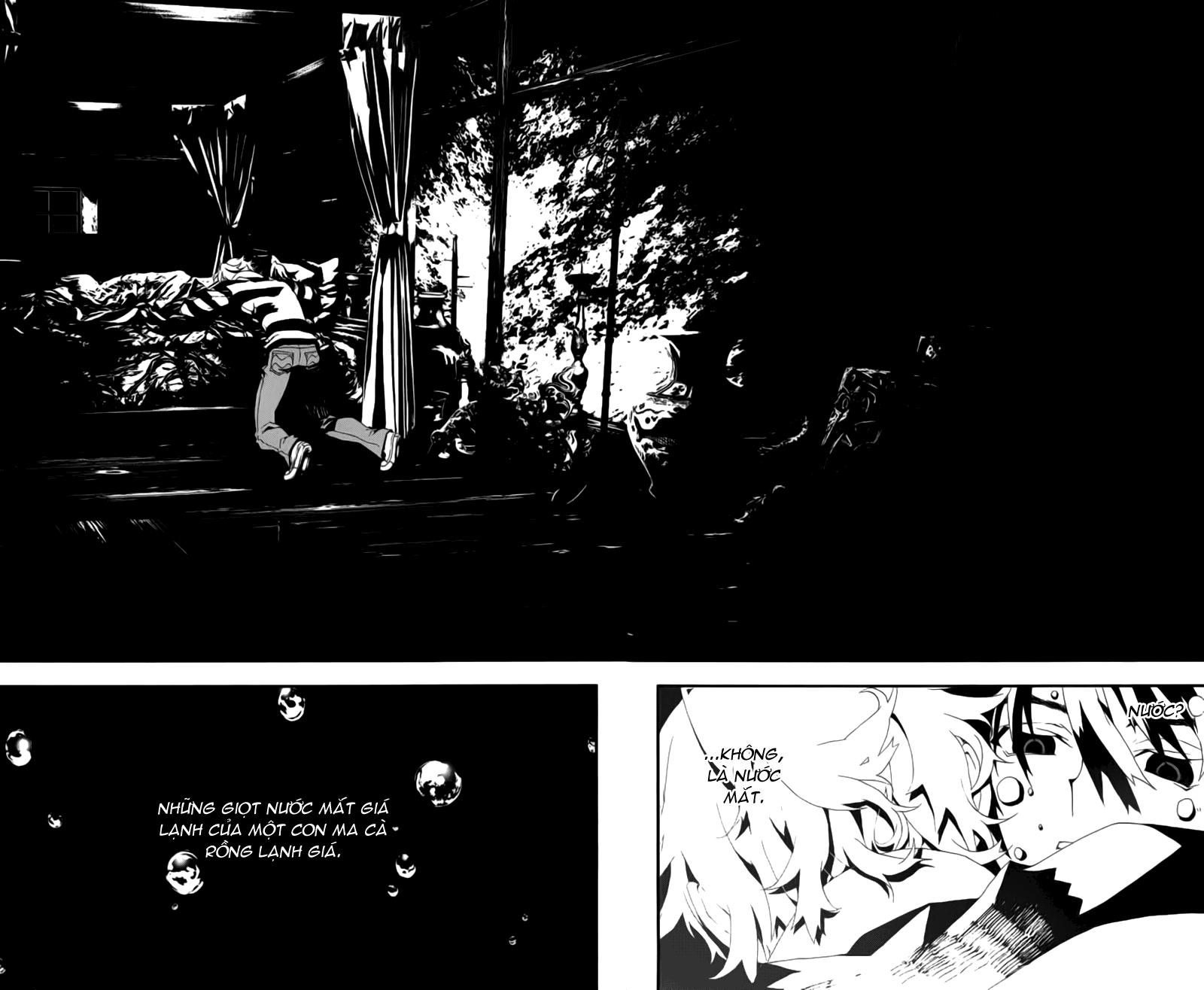 Shiki chapter 16 trang 17