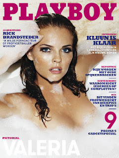 Revista Playboy Holanda - Febrero 2017 PDF Digital