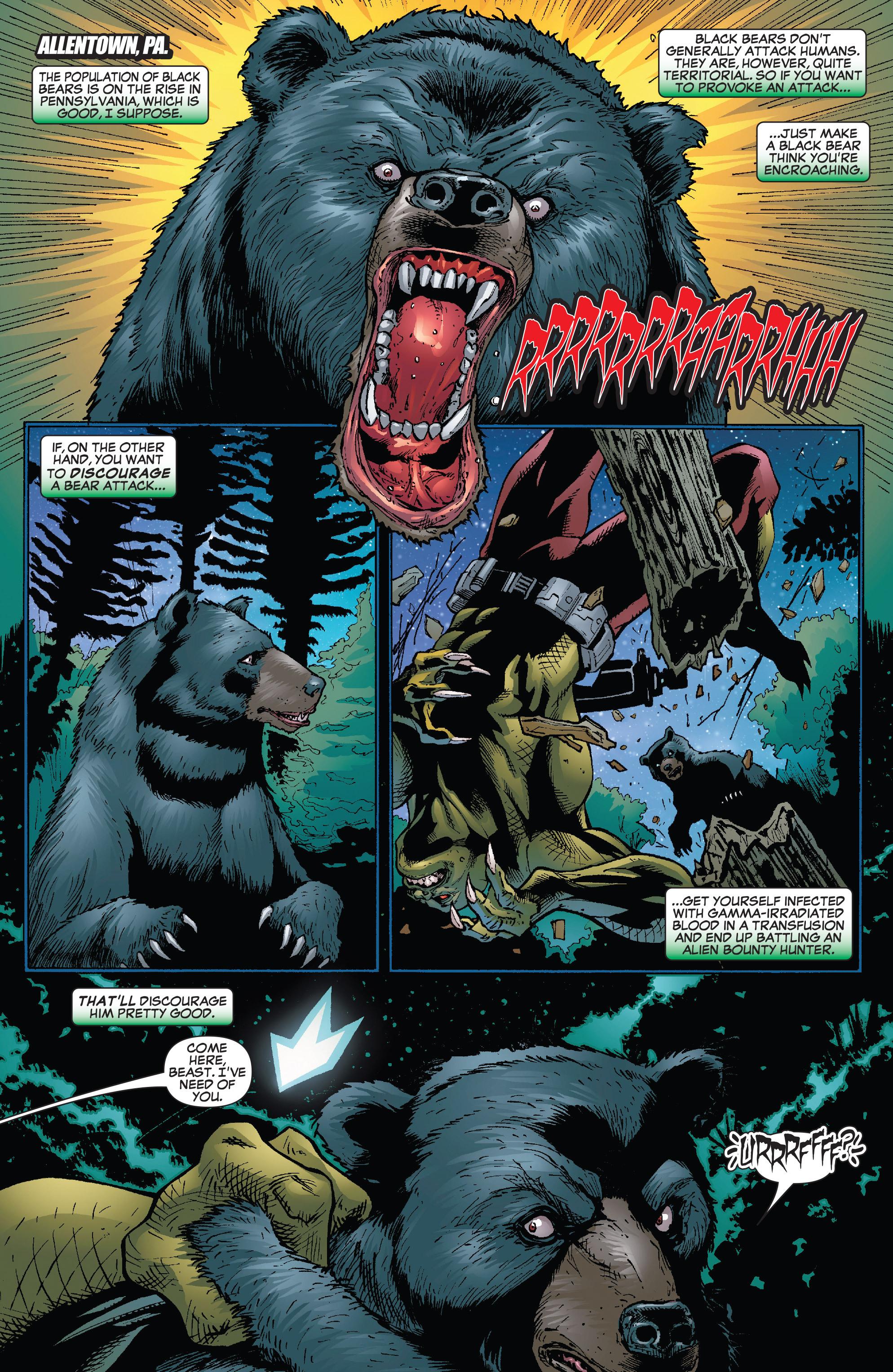Read online She-Hulk (2005) comic -  Issue #26 - 3