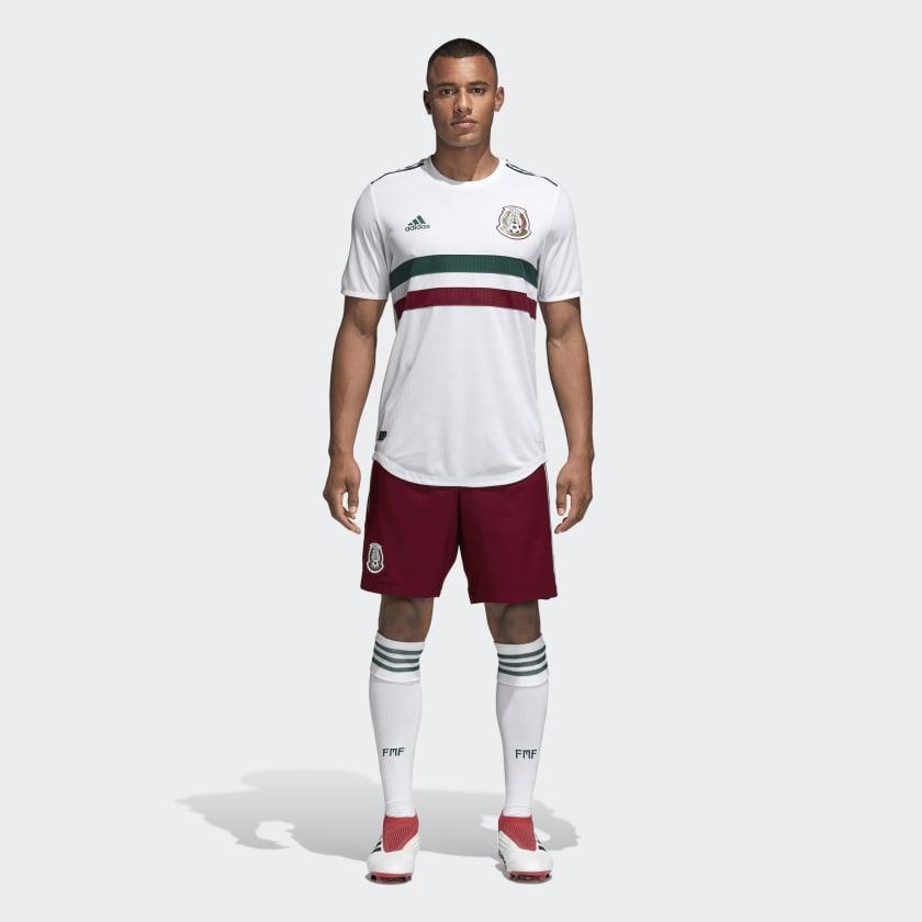 Kits Jersey Away Tandang Meksiko Piala Dunia 2018