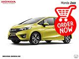 Pemesanan Mobil Honda Jazz Bandung