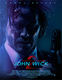 John Wick 2: Pacto de sangre (2017) latino
