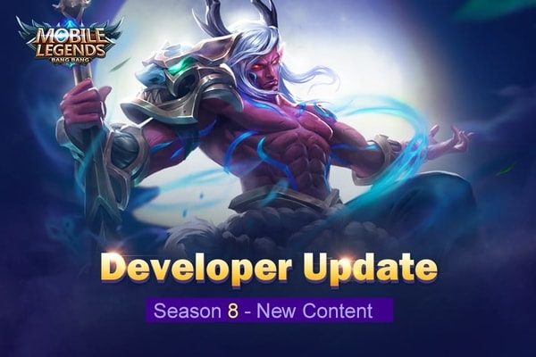 Season 8 Developer's
