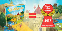 As d'or 2017 - Spiel des jarhes 2017 - le roi Kingdomino