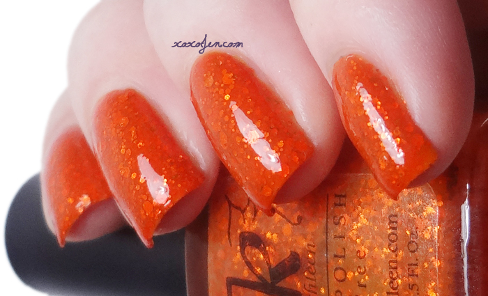 xoxoJen's swatch of Anne Kathleen Ciana