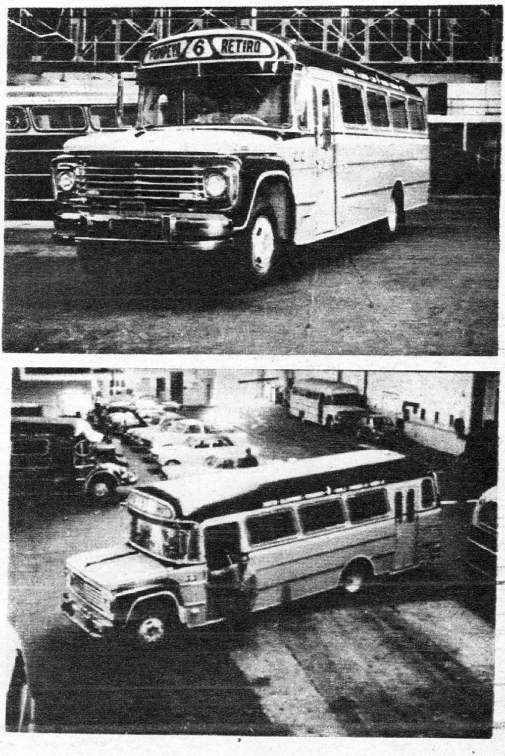 Camión Argentino: Ford B-7000