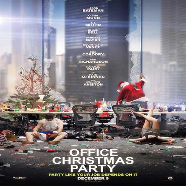 Office Christmas Party, Office Christmas Party Trailer, Film Office Christmas Party, Office Christmas Party Synopsis, Office Christmas Party Review, Download Poster Film Office Christmas Party 2016