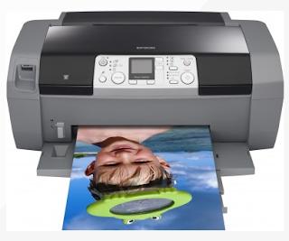 Epson stylus photo r245 Wireless Printer Setup, Software & Driver