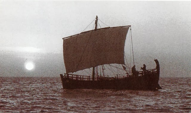 Did the ancient Greeks sail to Canada?