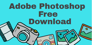 Adobe Photoshop Software Free Download