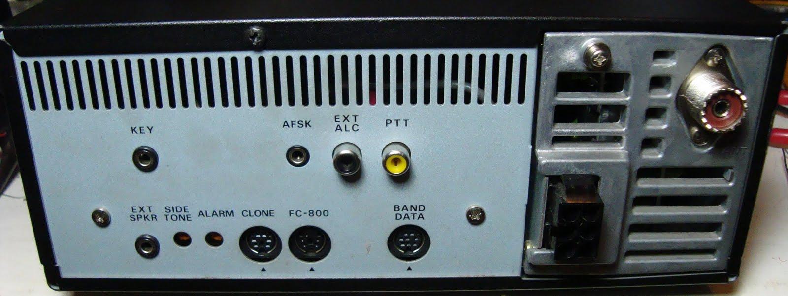 Radio Seller Yaesu System 600 Sold